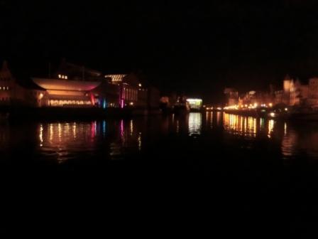 Altstadtblick Nacht