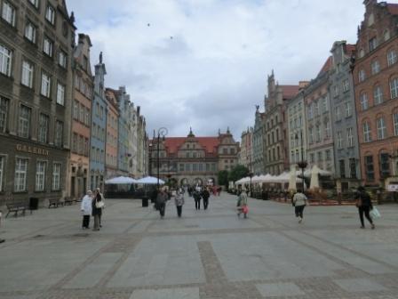 Danzig Grünes Tor