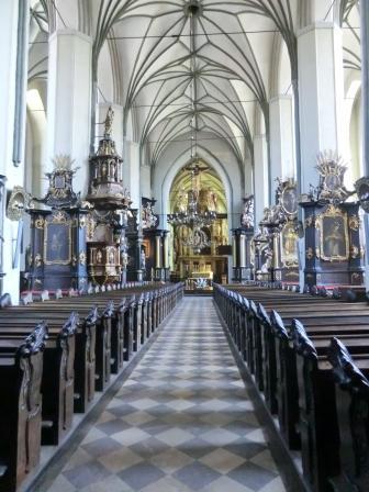 Danzig Kirche