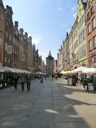 Danzig Lange Straße 2