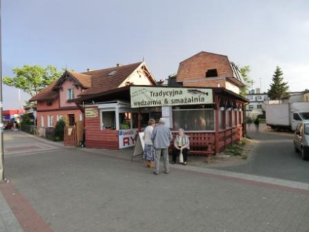 Darlowo, Schollenhaus