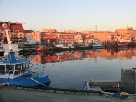 Hel Fischereihafen