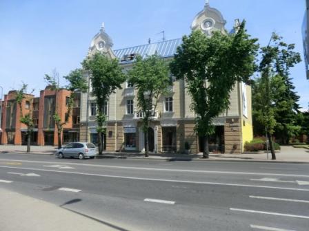 """""""Stadtbilder"""" von Klaipeda..."""