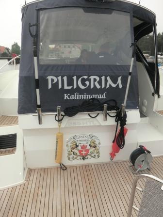 Leba, Piligrim