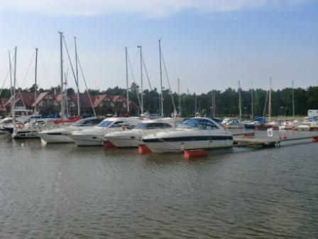 Leba2, Hafen
