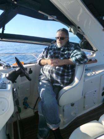 Litauen Fahrt3 Skipper