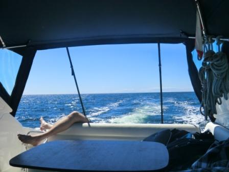 Litauen Fahrt4 Skipper2